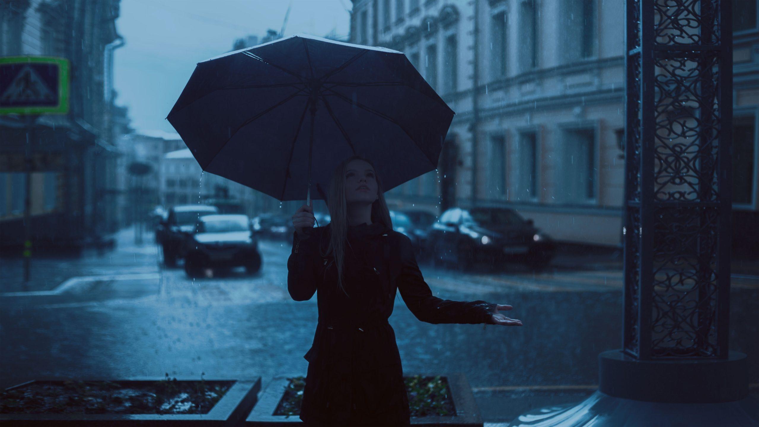 essay on the rainy season
