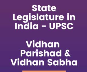 state legislature in india