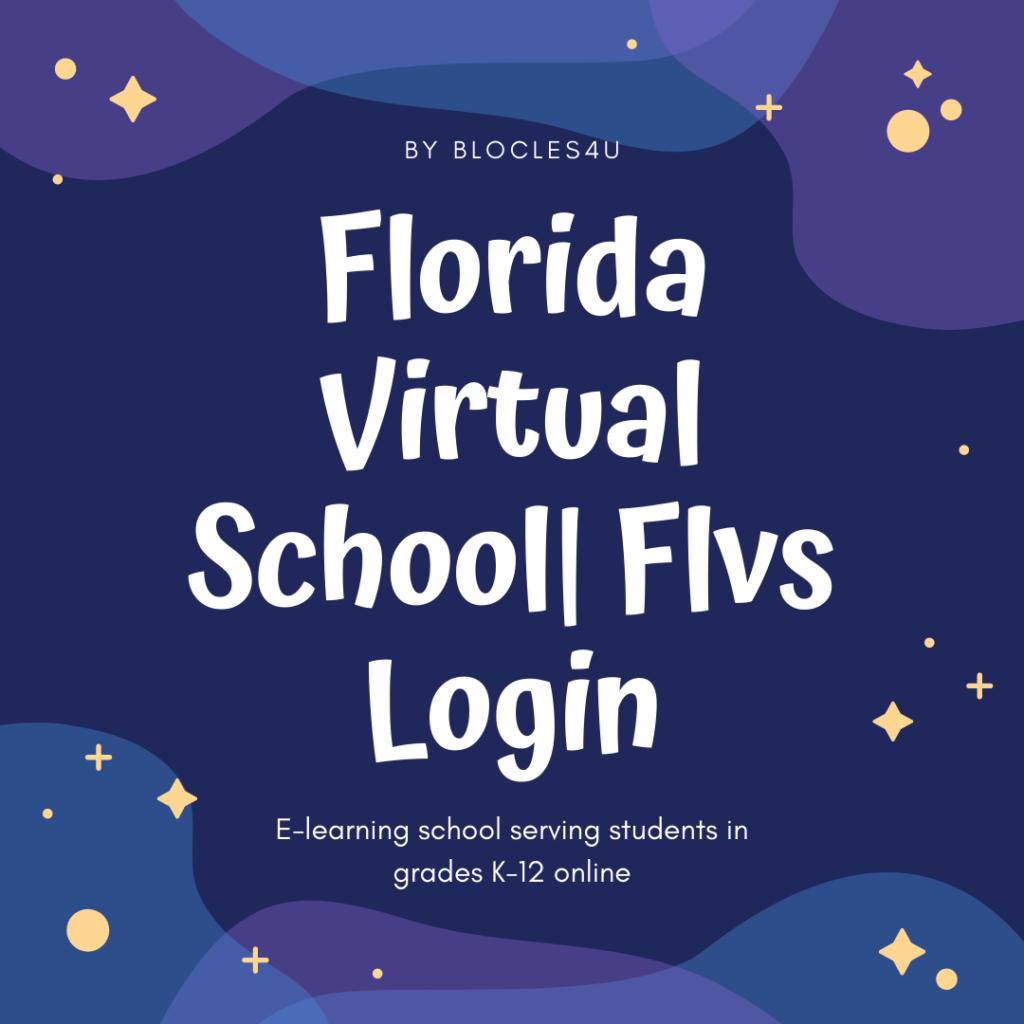 flvs login|florida virtual school