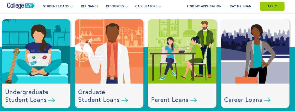 college avenue student loans
