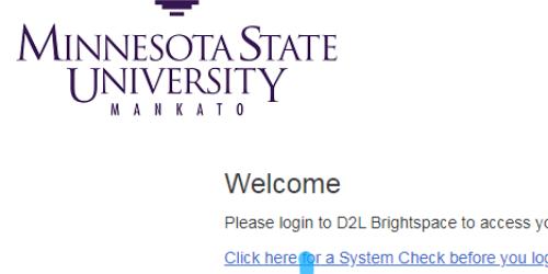 D2L Mnsu Login | D2L Brightspace – Minnesota State University