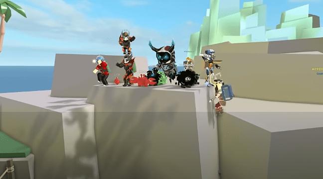 roblox shaders
