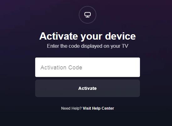 tubi tv activate